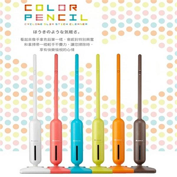 日本CCP color pencil 彩色吸塵器(六色可選)