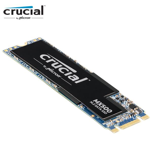Micron Crucial MX500 500GB ( M.2 Type 2280SS ) SSD