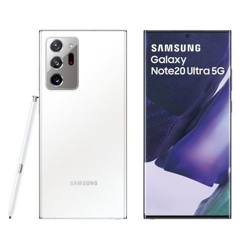 Galaxy Note20 Ultra 5G 12G/256G 星幻白